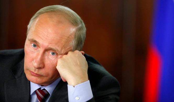 Владимир Путин: ну вы у меня дочирикаетесь, птички божьи (Нервная работа)