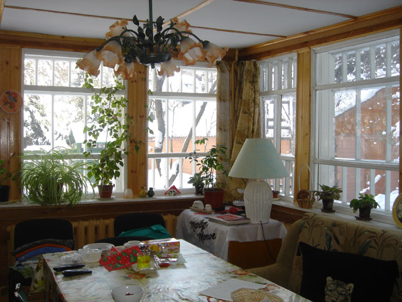 Veranda balcon 33 maroc artisan renovation saint gr ve - Amenagement balcon 7m2 ...