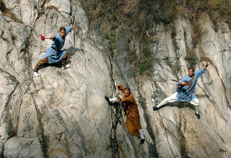 Один день в Шаолине — фотографии из легендарного китайского монастыря