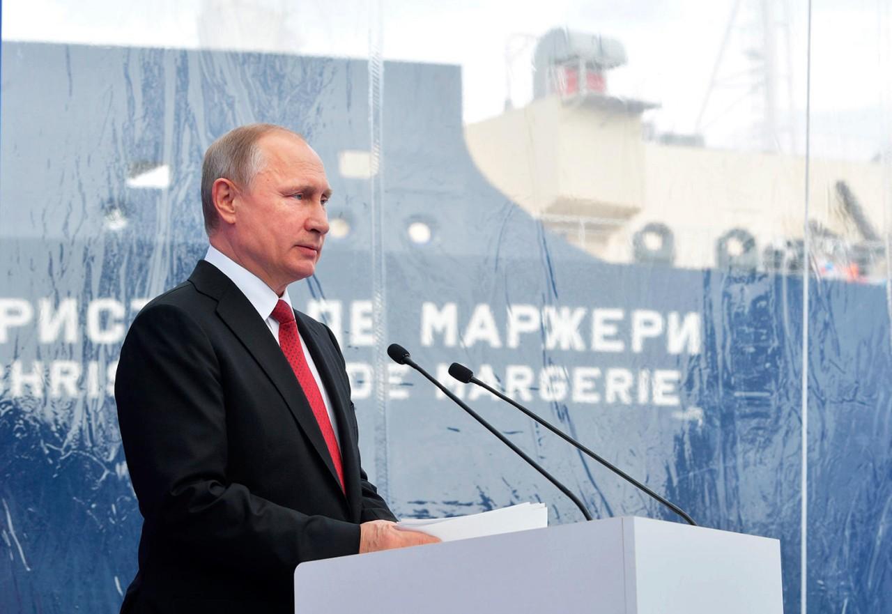 Владимир Путин открывает России будущее газовой сверхдержавы