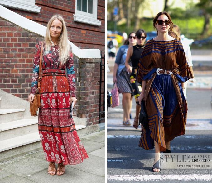 Платья, которые будут стильно смотреться и в городе, и на отдыхе