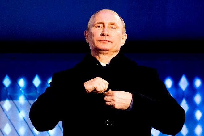 """Американская пресса:""""В мире 7 милиардов человек, а США боятся только одного - президента России Путина!"""""""
