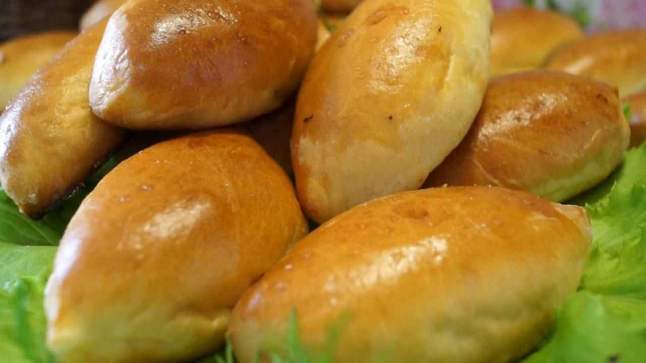 Латышские пирожки. Не черствеют, Воздушные и Невероятно Вкусные!