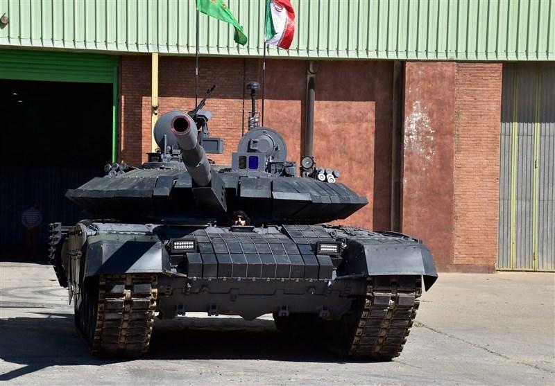 Karrar: Т-90 по-ирански