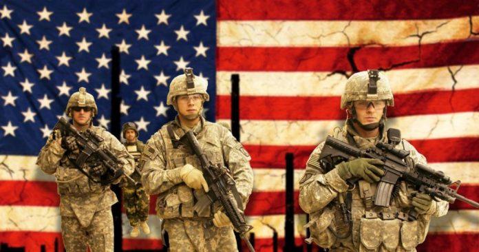 Как США ведут мировую войну? Часть 1