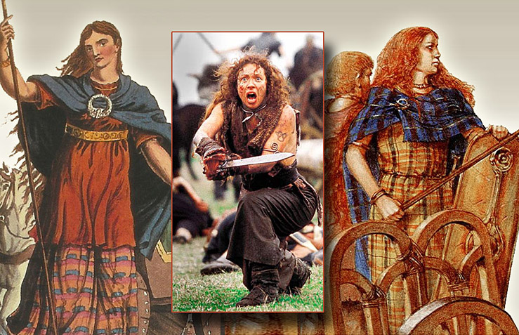 celtic rebellion Iceni queen boudicca (died 61) ruled over a small tribe of celts who challenged the colonization plans of the roman empire in england the insurrection she lead almost.