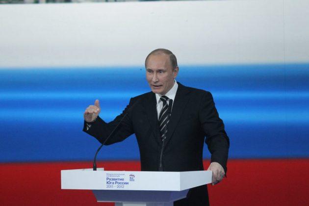Путин: «Действия Саакашвили – плевок в лицо украинского и грузинского народа»