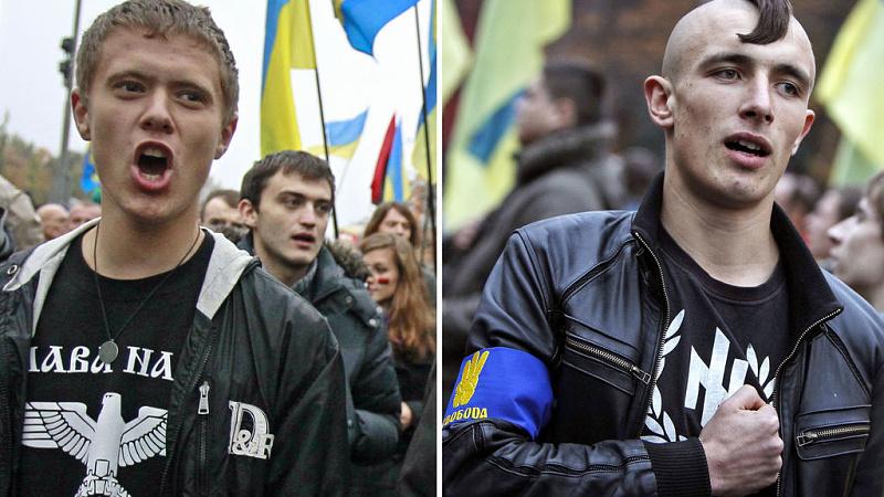 Сборная Украины по футболу будет наказана за идеалы Евромайдана