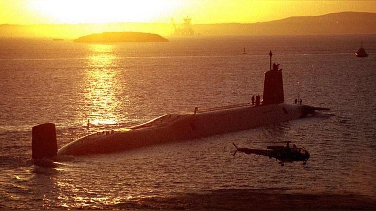 Фэллон: если вынудят обстоятельства, Лондон нанесёт ядерный удар первым
