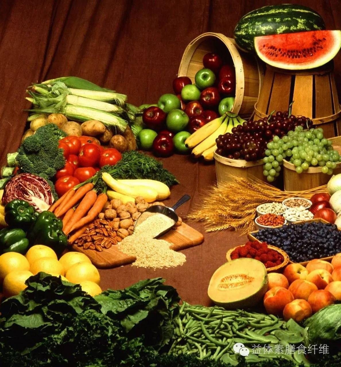 Благостные продукты — лечебный эффект
