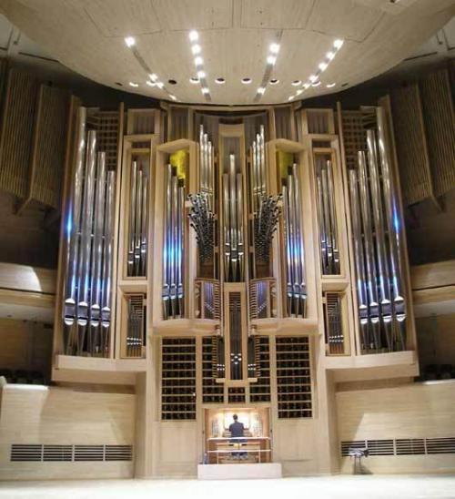 Ханс Андре Штамм. Произведения для органа.
