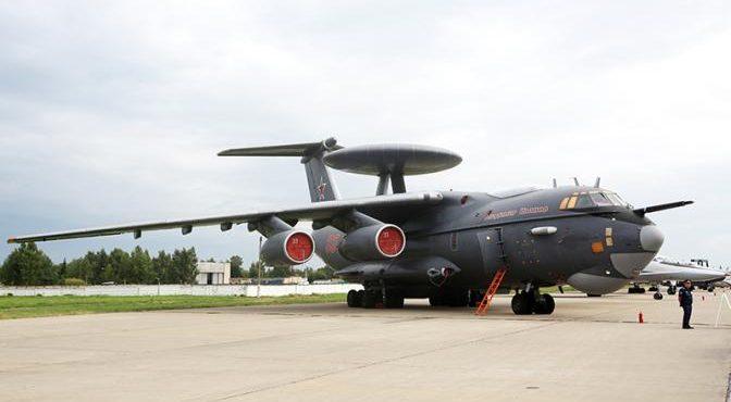 Воздушная разведка: АВАКС пока не по зубам России