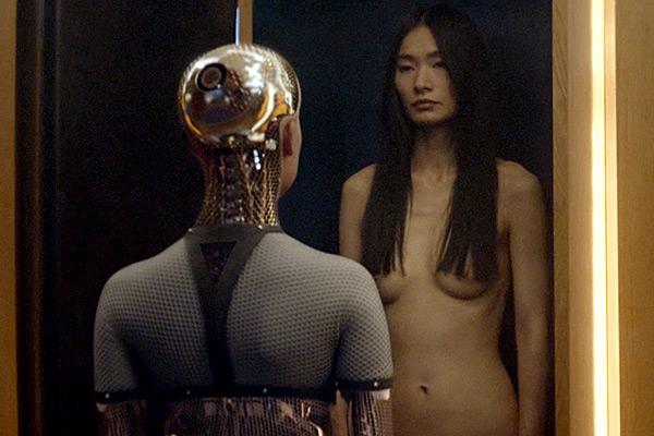 Эротические роботы с искусственным интеллектом