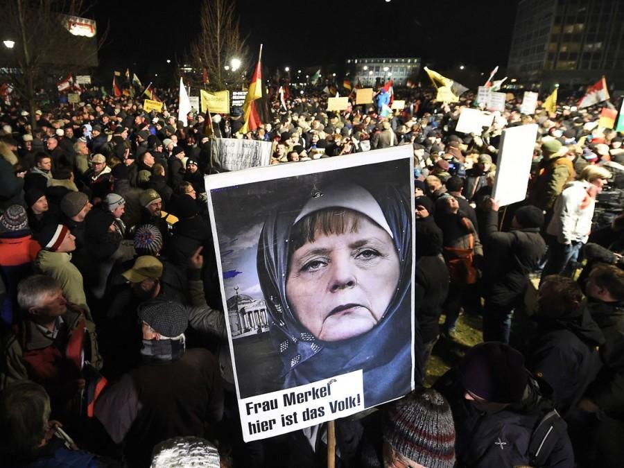 Германия рушится