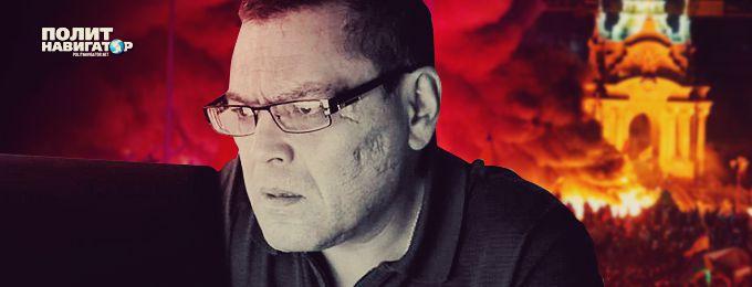 Андрей Бабицкий о преследовании журналиста Муравицкого: Полицейская система на Украине набирает обороты