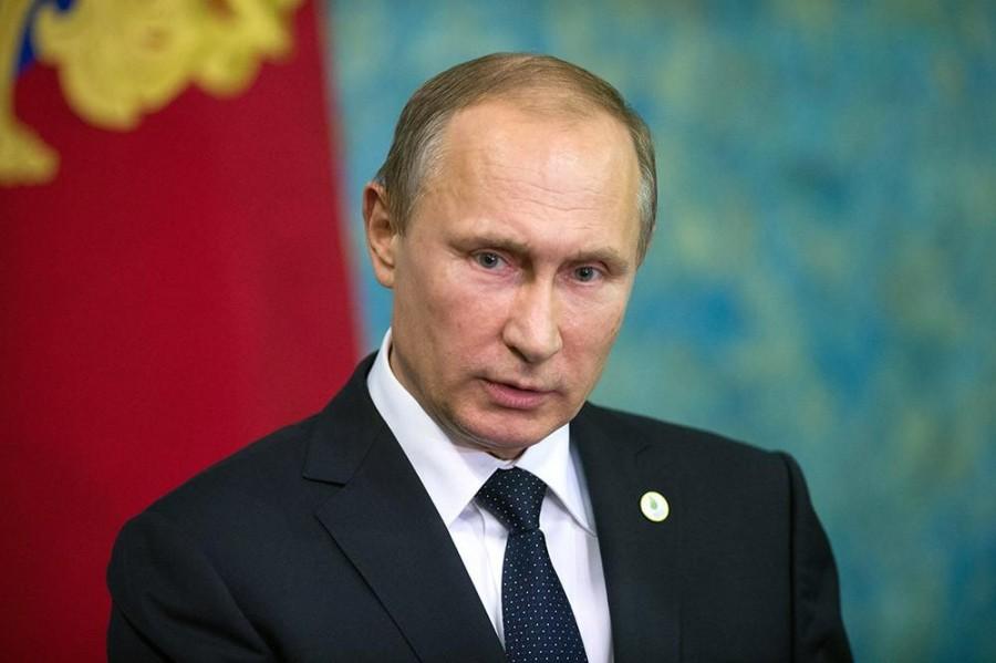 Путин глазами обычной женщин…