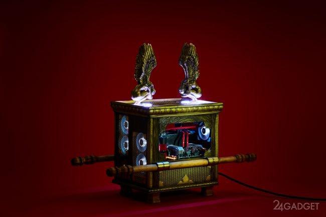 Геймерский ПК с необычным корпусом за $11 000 (5 фото + видео)