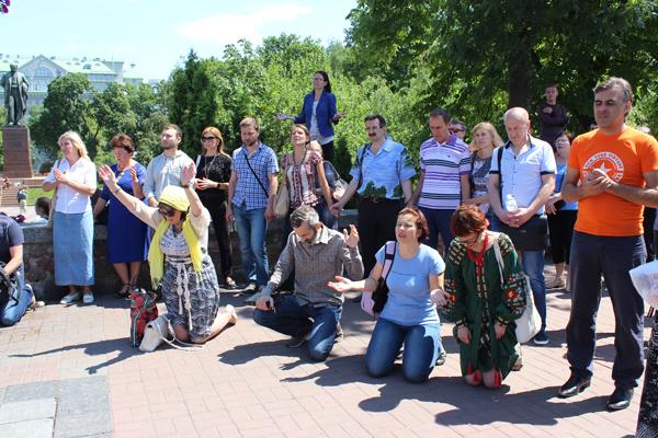 Содомский грех. Как украинцы гей-парад замаливали