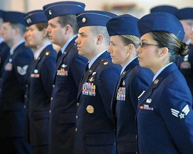 Американские офицеры организовали митинги с требованием отставки Обамы