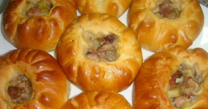 Татарские пирожки из разряда «легко, просто и вкусно». Объедение!