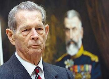 В Румынии прошла церемония прощания с экс-королем Михаем I