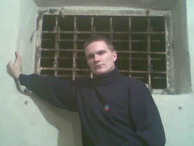 Украинский пленник