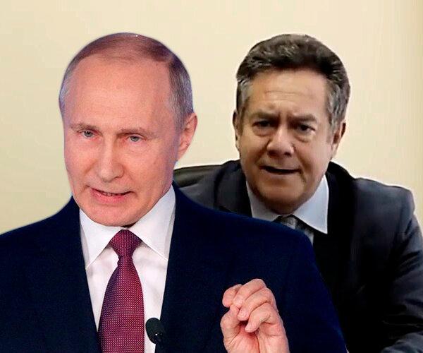 Николай Платошкин: слепая ве…