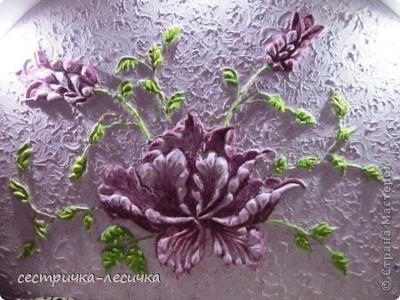 Интерьер Мастер-класс Лепка Лепка на стене №2 Бумага Гипс Краска фото 38