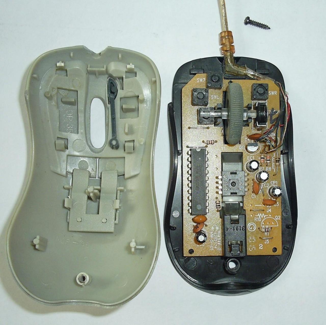 Мышка ремонт своими руками 39