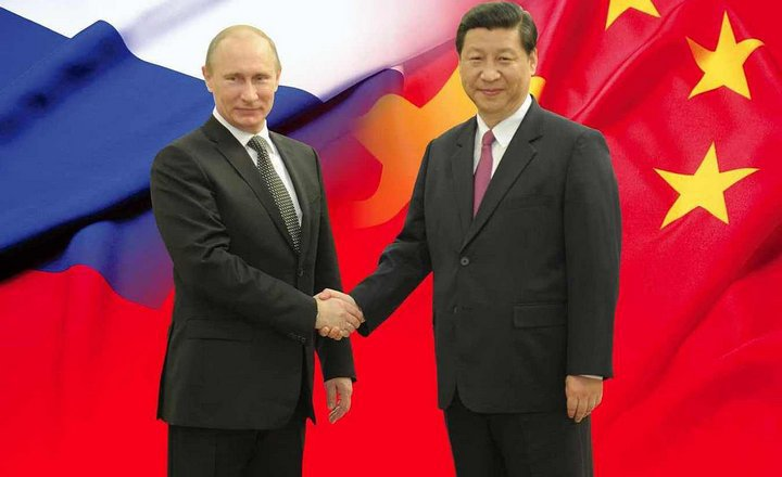 Странности геополитики на примере Китая, США и России
