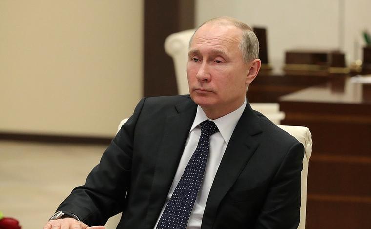 Путин приготовил российским школьникам «билет в будущее» за миллиард рублей
