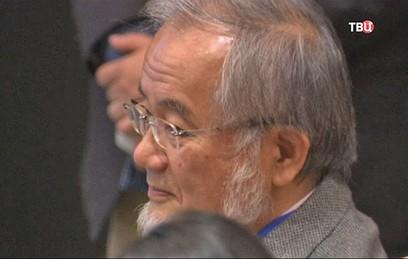 Нобеля по физиологии и медицине получил японец Ёсинори Осуми