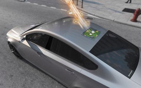 Continental придумал как передавать терабайты информации по воздуху