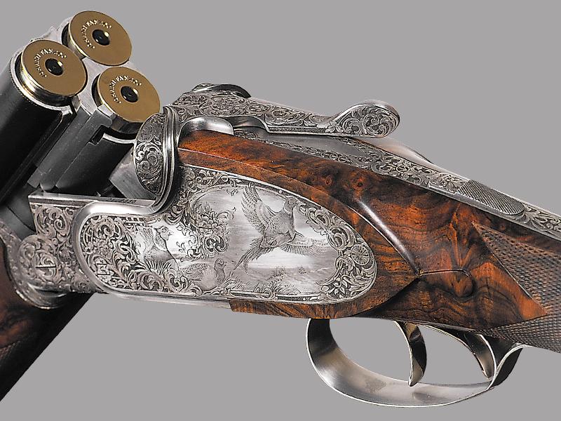 Подгонка механизмов охотничьего ружья двадцать вторую часть от