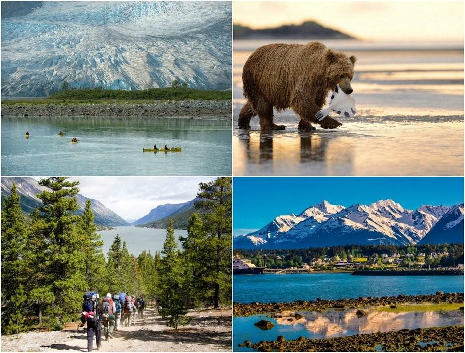15 самых красивых мест на Аляске