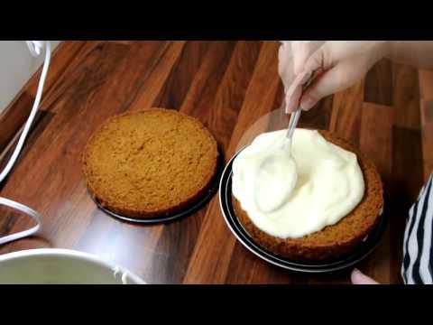 Готовим медовый торт
