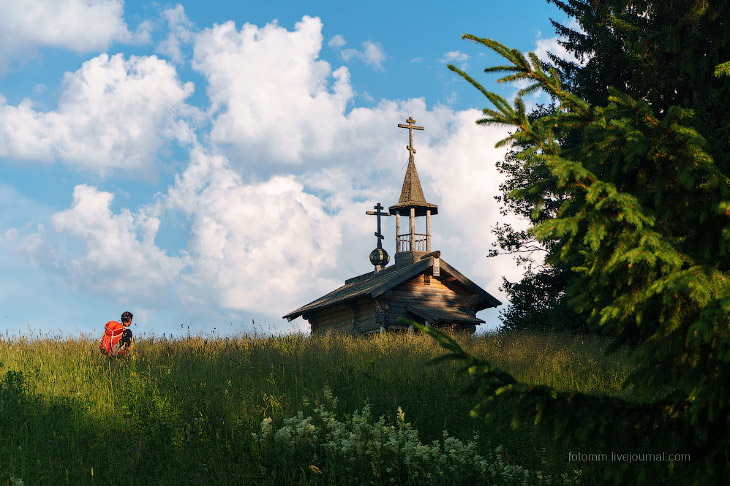 Дивная природа русского Севера