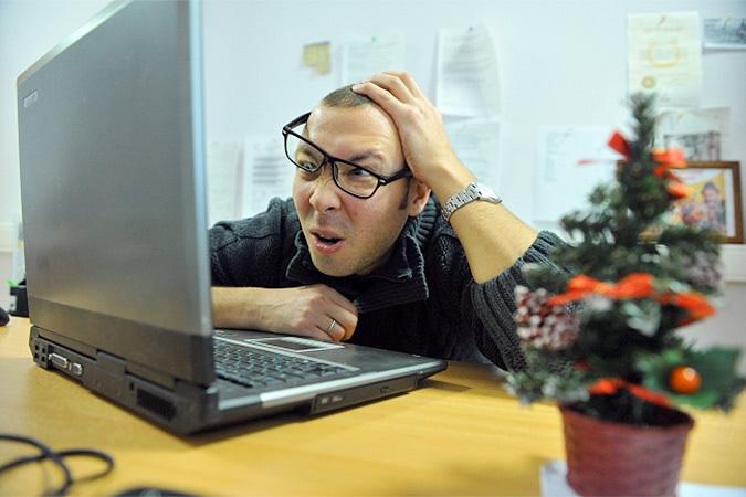 12 самых распространенных вариантов компьютерного мошенничества в Новый год
