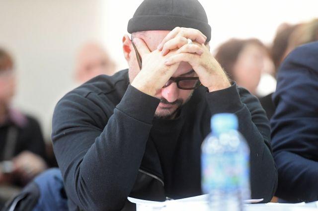 Мосгорсуд оставил под домашним арестом режиссера Кирилла Серебренникова