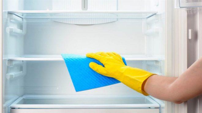 Уход за новым холодильником