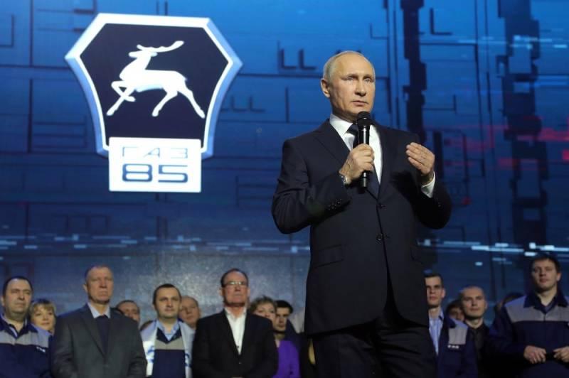 Последний президентский срок Путина: жесткая игра или тихая капитуляция? Мнение