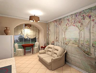Как визуально увеличить комнату Original