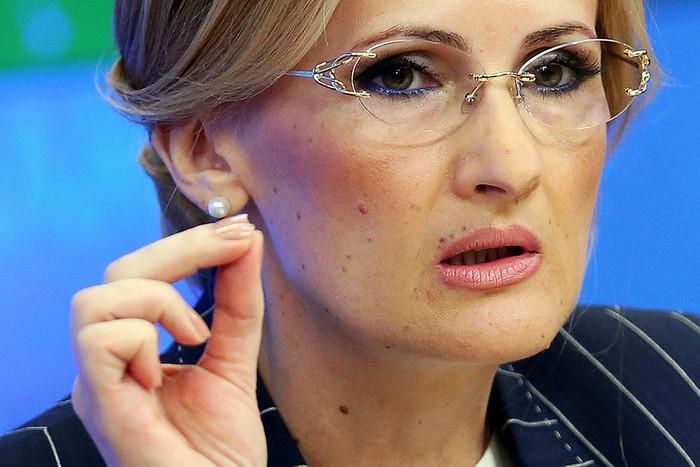 Владимир Путин объявил Ирине Яровой благодарность за законотворчество