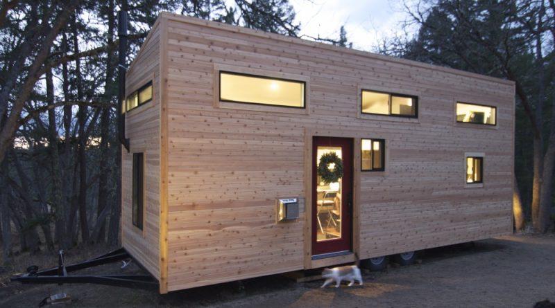 Они построили свой дом мечты. он крошечный, но зато суперуютный
