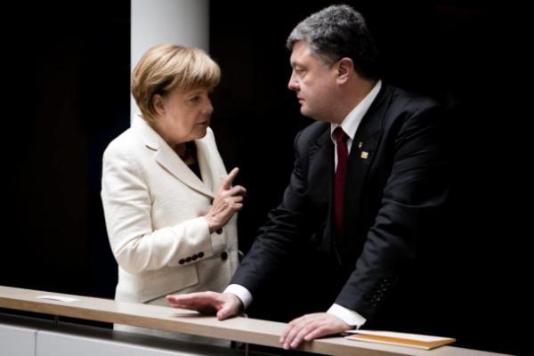 Порошенко не понравилось заявление Меркель на Мюнхенской конференции – СМИ