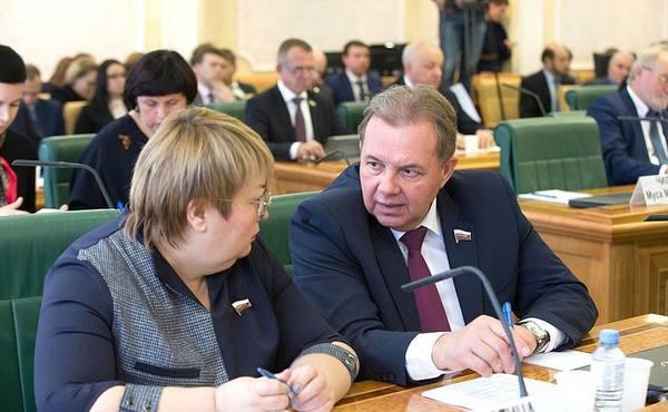 Повышение качества муниципального управления обсудили в Совете Федерации