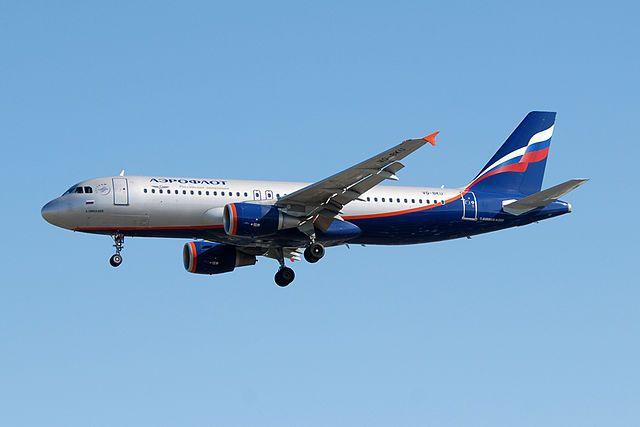 Компания SwissPort отказалась обслуживать рейсы «Аэрофлота» в Вашингтоне