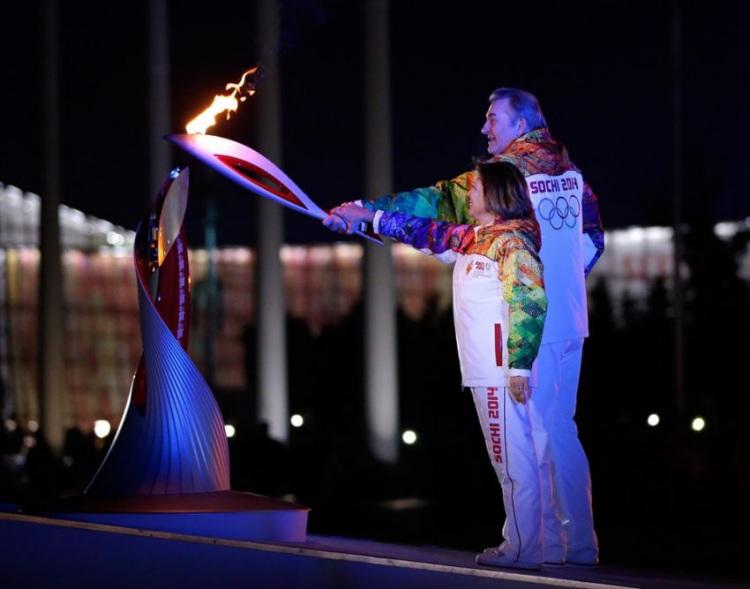 XXII Олимпийские игры в Сочи открыты!