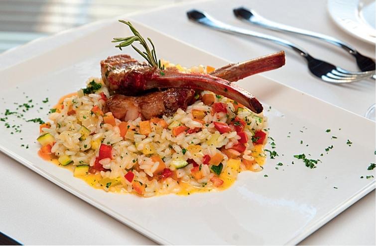 Ризотто Блюда итальянской кухни блюда Италии