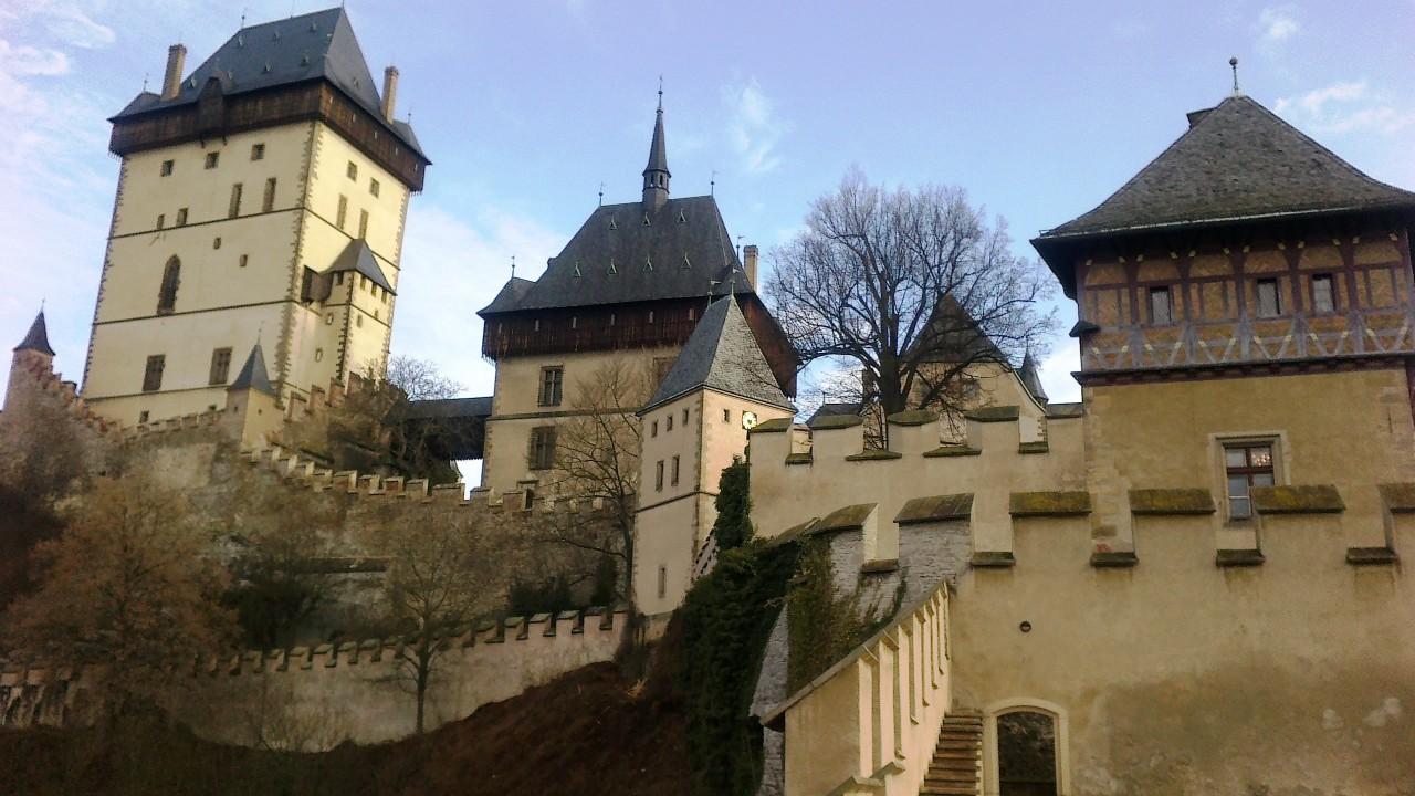 Добро пожаловать в Чехию